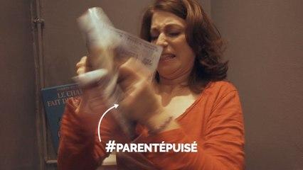 PARENTS ÉPUISÉS : LISTE DE NOËL #1