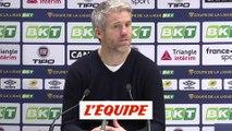 Landreau « Après, c'était jouable » - Foot - Coupe de la Ligue - Lorient