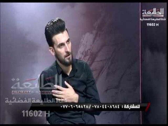 الرادود محمد الحلفي و اعجابه بالحاج ملا باسم الكربلائي