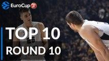 7DAYS EuroCup Regular Season Round 10 Top 10 Plays