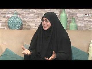 ثورة الحق | الباحثة الاسلامية ( بلقيس الزاملي ) | قناة الطليعة الفضائية