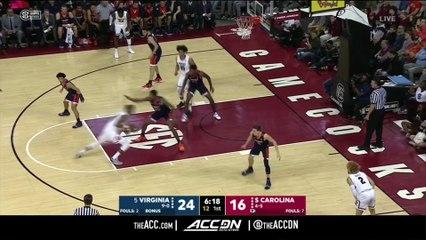 Virginia vs. South Carolina Basketball Highlights (2018-19)