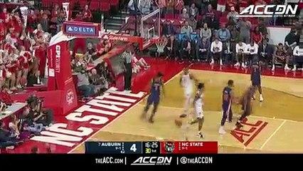 Auburn vs. NC State Basketball Highlights (2018-19)