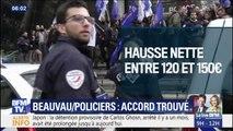 +40€ dès janvier, jusqu'à 150€ en plus d'ici 1 an: ce que prévoit l'accord sur la hausse des salaires des policiers