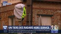 Un tiers des radars hors service: quels risques pour la sécurité routière?