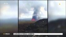 TH : Pacifique : la terre secoue le Vanuatu