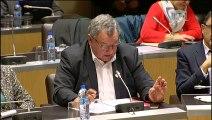 Commission du développement durable : Table ronde sur la proposition de loi portant création de l'Agence nationale de la cohésion des territoires - Mercredi 19 décembre 2018