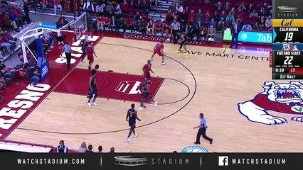 California vs. Fresno State Basketball Highlights (2018-19)