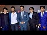 Selection Day: Janhvi, Rhea, Khushi, Shanaya And Anil Attend The Special Screening