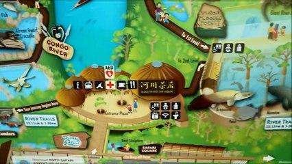 River Safari Singapore Complete Walkthrough
