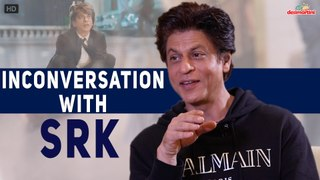 Shah Rukh Khan Talks About Evolving As An Actor And Being The King of Romance In Bollywood