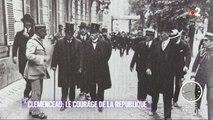 Visite guidée - « Clémenceau, le courage de la République »