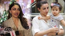 Soha Ali Khan talks about special Christmas plan with daughter Inaya Naumi; Find Out | FilmiBeat