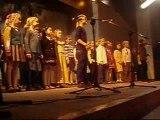 Concert de Noel 2007 Ecole Française de Vilnius