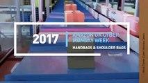 Cyber Monday Week  Handbags & Shoulder Bags Deals Eastpak The One Shoulder bag - 2.5 L, Black