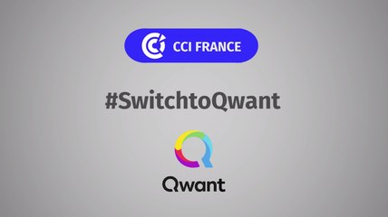 CCI France adopte Qwant