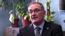 Birleşmiş Milletler Dünya Gıda Programı (WFP) Filistin Direktörü Stephen Kearney - KUDÜS