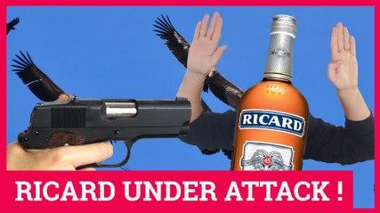 Un fonds vautour à l'attaque de Pernod Ricard