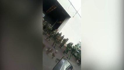 Arrivée de militaires à Goma cette semaine