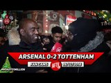 Arsenal 0-2 Tottenham   Spurs Are Better Than Us In Every Department! (Kenny Ken)