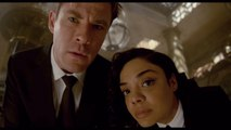 Chris Hemsworth, Tessa Thompson In 'Men in Black International' New Trailer