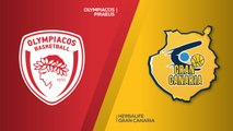 Olympiacos Piraeus - Herbalife Gran Canaria Highlights | Turkish Airlines EuroLeague RS Round 14