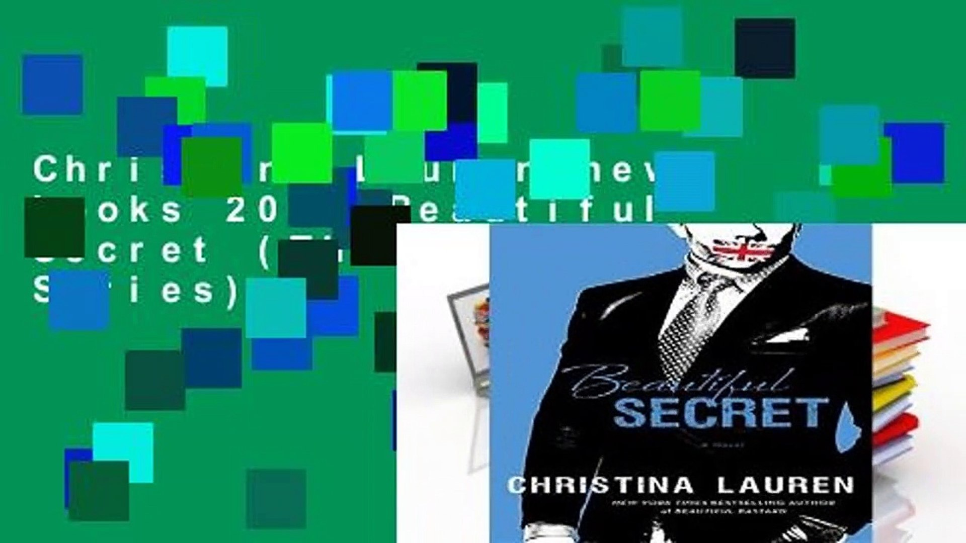 Christina Lauren new books 2018 Beautiful Secret (The Beautiful Series)