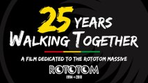 25 YEARS WALKING TOGETHER [english] A film dedicated to the Rototom massive