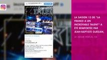 La France a un incroyable talent : le gagnant évoque son lien avec un proche de Johnny