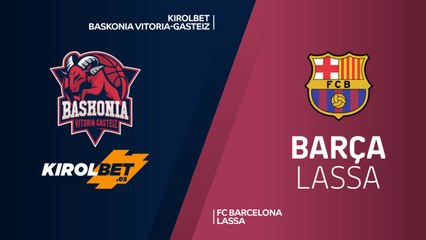 EuroLeague 2018-19 Highlights Regular Season Round 14 video: Baskonia 70-77 Barcelona