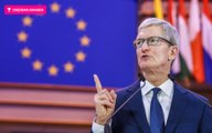 Cheddar Awards: Tim Cook Is 2018's Most Outspoken