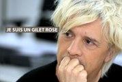 """Nicola Sirkis : """"Je suis un Gilet rose"""""""