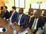 ORTM - Signature de convention entre la France et le Mali pour le projet de déploiement de la télévision numérique et terrestre TNT au Mali