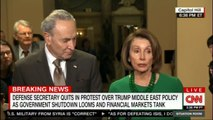 Breaking News: Defense Secretary quits in protest over Donald Trump middle east policy as government shutdown looms and financial markets tank. #News #BreakingNews #Breaking