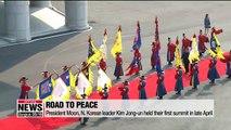 Inter-Korean summits help to break stalemate on Korean Peninsula