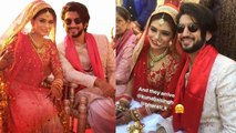 Ishqbaaz fame Kunal Jai Singh finally married to Bharti Kumar ; Check out here  FilmiBeat