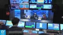 """Matthieu Noël décrypte à sa façon la matinale de Nikos Aliagas : """"Nouvelle innovation Europe 1, le service météo à la carte de Laurent Cabrol ! Le Netflix du cumulus !"""""""