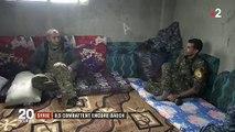 Syrie : Alors que l'Amérique se retire, les troupes étaient-elles à deux doigts d'anéantir le chef de l'Etat Islamique ? Regardez