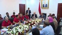 Türk Kızılayı Genel Başkanı Kınık insani yardım için Yemen'de - ADEN