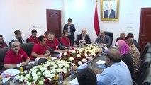 Türk Kızılayı Genel Başkanı Kınık İnsani Yardım İçin Yemen'de