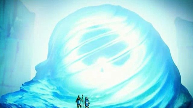 Avatar The Last Airbender Book 1 Water E02 The Avatar Returns