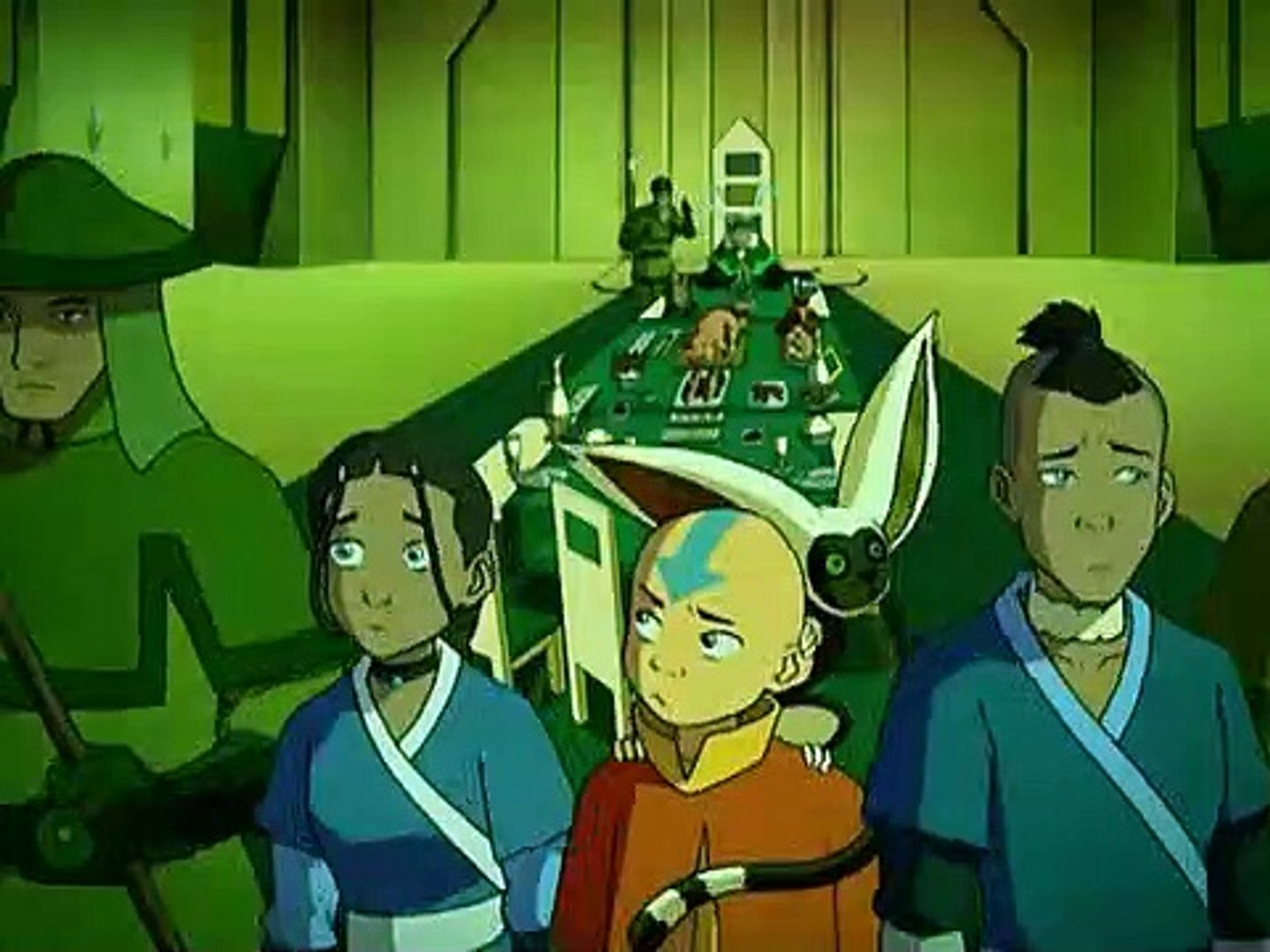 Avatar The Last Airbender Book 1 Water E05 The King of Omashu