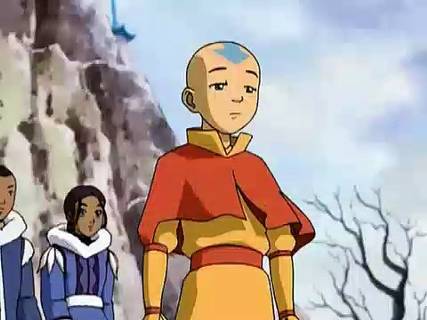 Avatar The Last Airbender Book 1 Water E03 The Southern Air Temple