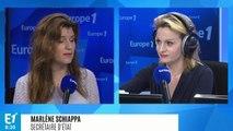 """Marlène Schiappa : """"Je préfère faire de la politique avec mon coeur qu'avec une calculette"""""""