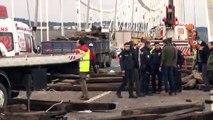 Yavuz Sultan Selim Köprüsü'nde zincirleme kaza: 1 ölü, 2'si polis 3 yaralı