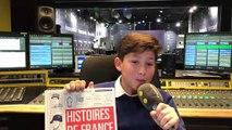 """Les enfants des livres : """"Histoire de France"""", le coup de coeur de Jean"""