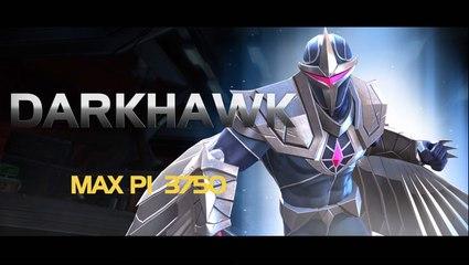 Darkhawk - Special Moves