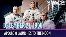 OTD in Space - Dec. 21: Apollo 8 Launches to the Moon