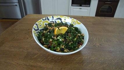 Karalâhana Salatası Tarifi