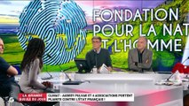 La GG du jour : Audrey Pulvar et 4 associations portent plainte contre l'Etat français !  - 21/12